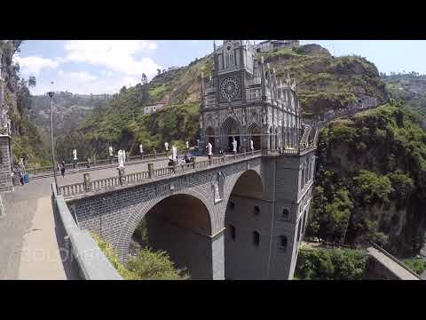 Ecuador/Colombia:Quito to Canyo Cristales Part 2/Overlanddiaries SO2Ep13