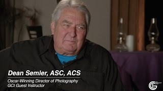 """Making the Transition to Digital"" with Dean Semler, ASC, ACS"