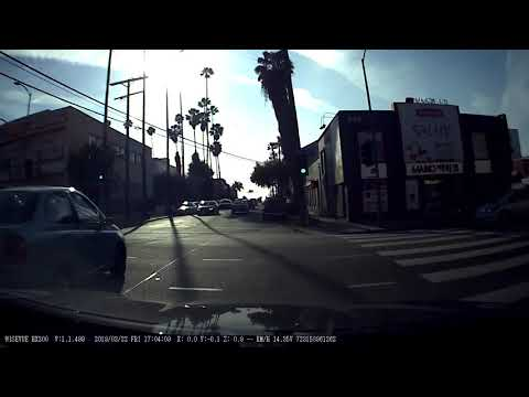 Mrs Soo Hyun Park Dash Cam Video