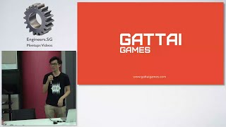 Justin Ng | Gattai Games | IGDA x AWS Virtual Reality Special