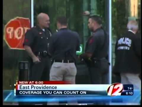 East Providence Bank Robbery at TD Bank North
