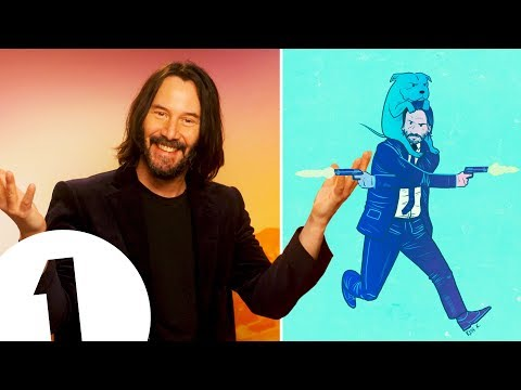 """""""It&39;s Fu Crazy"""" Keanu Reeves on John Wick 3&39;s animal assassins Matrix references and Point Break"""
