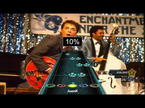 Johnny B. Goode - Marty McFly with the Starlighters (Clone Hero)