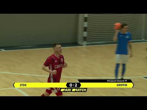 Огляд матчу | 2ТDK 3 : 4 GRIFFIN