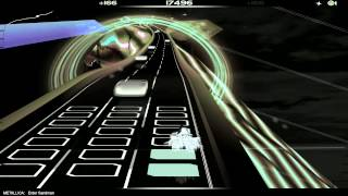 Audiosurf Metallica Enter Sandman