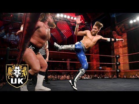 Mark Andrews vs Joe Coffey: WWE NXT UK, Oct 17, 2018