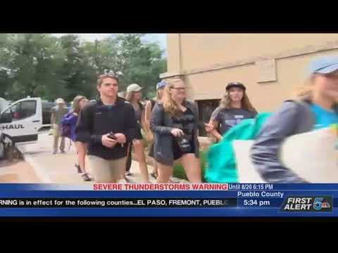 Colorado Springs School students travel to Wyoming for solar eclipse