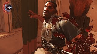 Dishonored: Death Of The Outsider  Stealth High Chaos  - The Bank Heist