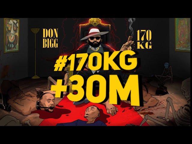DON BIGG - 170 KG