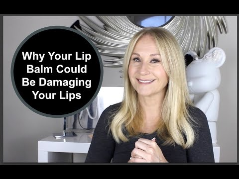 WHY MOST LIP BALMS ARE BAD FOR YOUR LIPS - Nadine Baggott