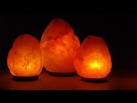 Put Himalayan Salt Lamp In Your Bedroom And This Will Happen