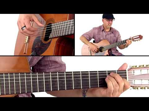 Cuban Guitar Lesson - Son Montuno Rico Performance - Jesús Hernández
