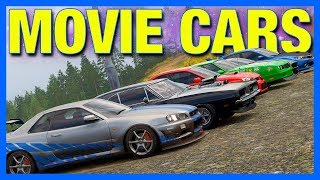 Forza Horizon 4 Online : BEST MOVIE CAR!! (Powered By @ElgatoGaming, Race 5)