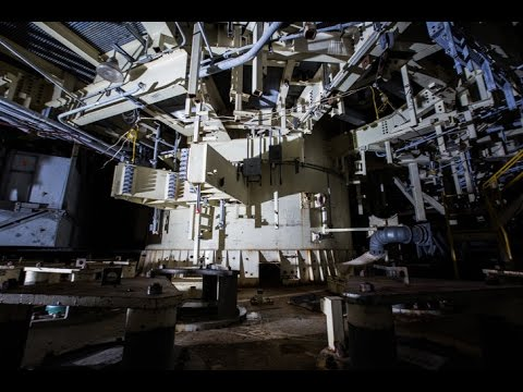 Exploring an Abandoned Nuclear Power Plant