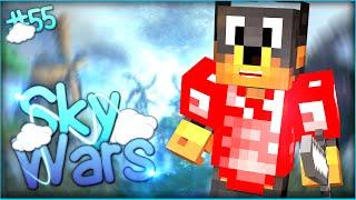 Minecraft Sky Wars #55 | CO ZA CZITER! :O