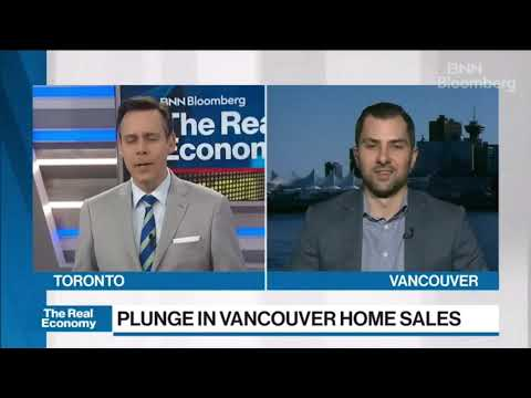 Vancouver Home Sales Hit 33 Year Low in March- Steve Saretsky on BNN Bloomberg