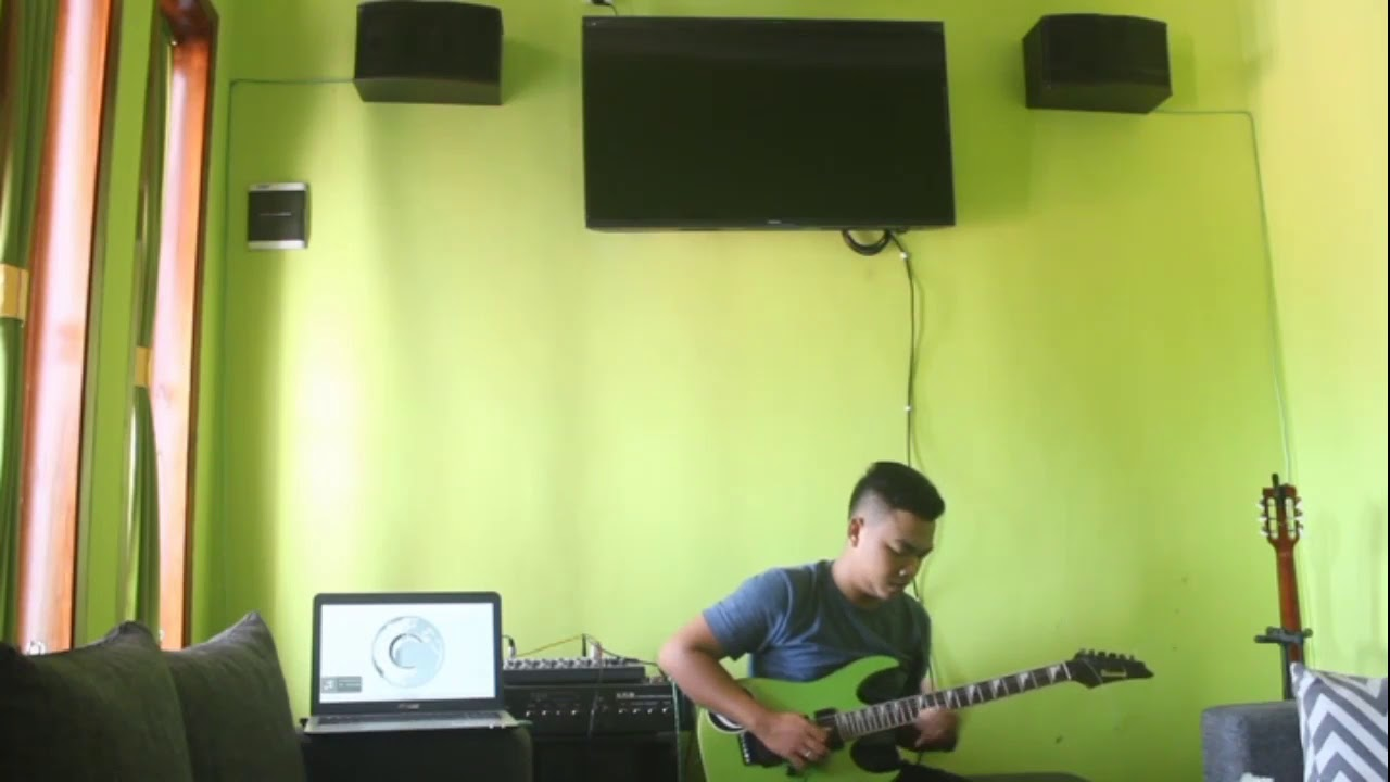 Tutorial cover lead melodi the virgin belahan jiwa