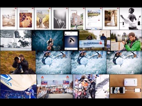 Wifi karta a mobilná editácia fotografií