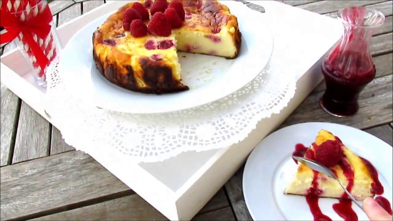 Cheesecake (sans pâte) de Gordon Ramsay - YouTube