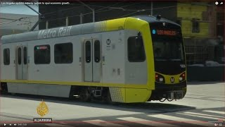 Los Angeles updates subway system to spur economic growth