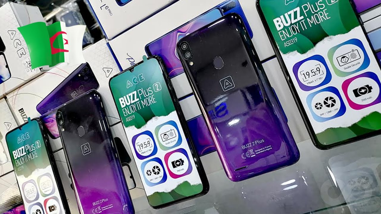 جديد: سعر و مواصفات هاتف ACE Buzz 2 Plus في الجزائر 2020 l هاتف الزوالي🔥