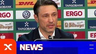 Warme Worte von Rummenigge: So reagiert Niko Kovac | RB Leipzig - FC Bayern München | DFB-Pokal