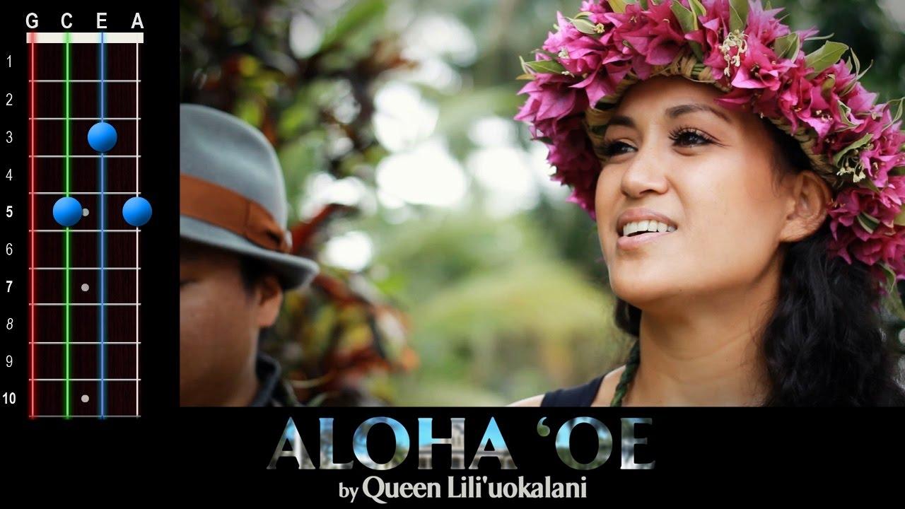 Uke Ukulele Hawaiano El Divertido Ukulele Aloha Maglietta