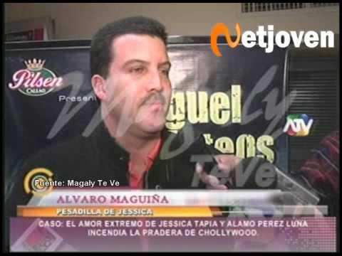Magaly Medina: Álvaro Maguiña: No limpiaría un corral de chanchos como Jessica Tapia