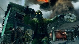 Black Ops 2 Zombies PC Gameplay