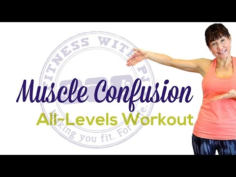Muscle Confusion All Levels Workout