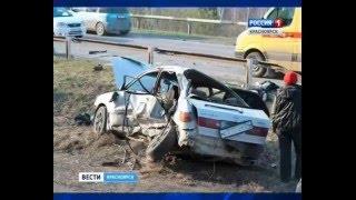 В Кемерове в ДТП погибли три байкерши из Красноярска: анонс