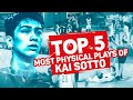 WHEN KAI SOTTO HITS BACK   TOP 5 MOST PHYSICAL GAME AGAINST KAIJU    EXPRESS INFO