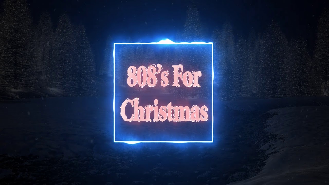 808's For Christmas 3- By Q & Haze