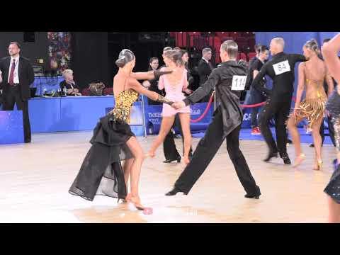 Timur Filatov - Almira Alexanian RUS, Samba, Imperia Cup 2019