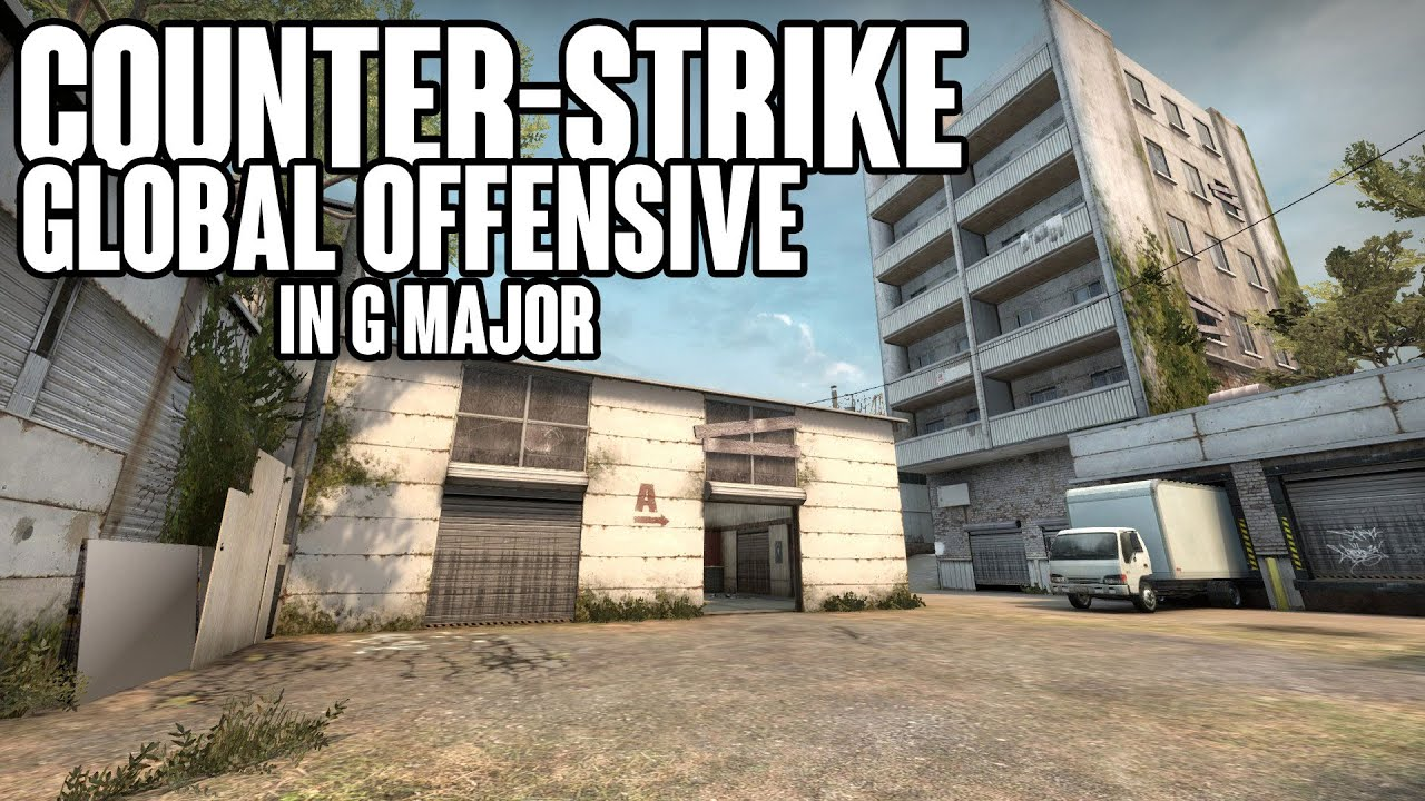 Counter Strike Major