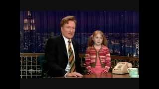 Conan O'Brien's Daughter - 1/29/07
