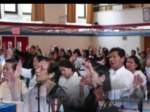 El Shaddai New York Chapter Basic Christian Maturity Seminar