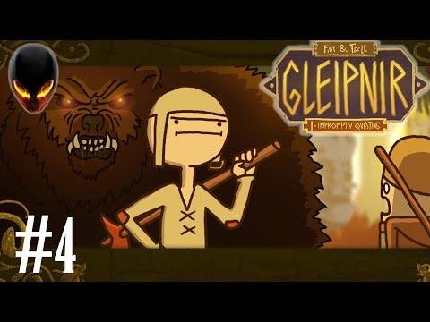 tiny & Tall: Gleipnir - Chapitre 2 Part 1 Fuir l'Ours et Traverser la rivière #4 |