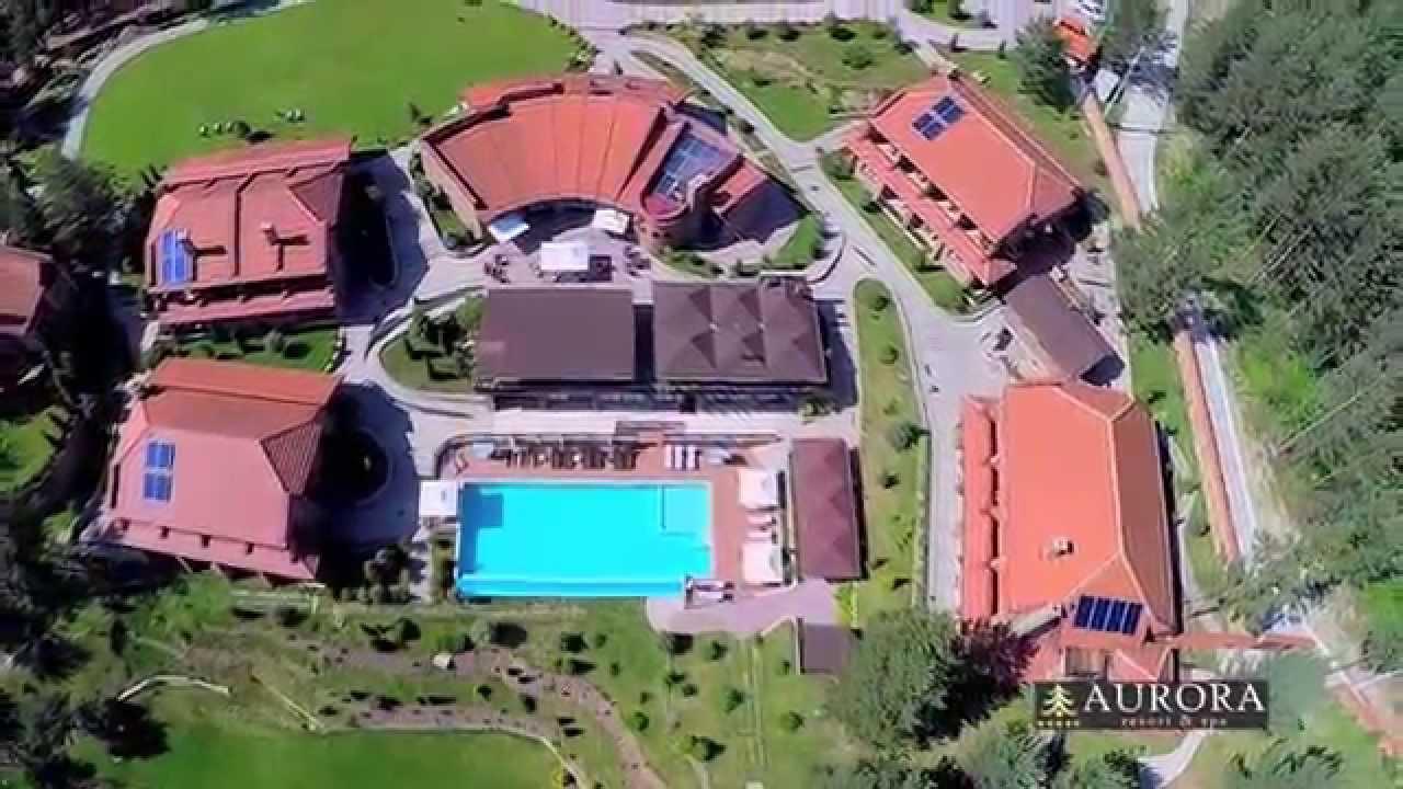 Aurora Resort Spa Berovo Makedonija