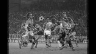 PHOTOS - Quand l'AS Saint-Étienne rencontrait Manchester United en 1977