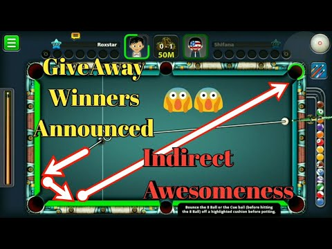 20Million Account Winner Announced! +8Th BERLIN RING/INDIRECT AWESOMENESS!!