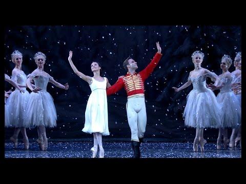 ЩЕЛКУНЧИК балет. Королевский оперный театр — сезон 2016-17