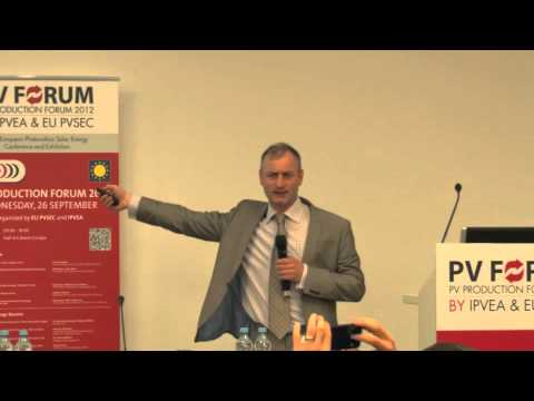 Introduction + Business Outlook Solar Industry 2013