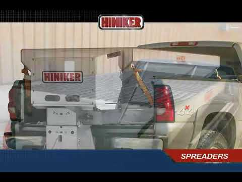 Salt & Sand Spreaders | Hiniker Company