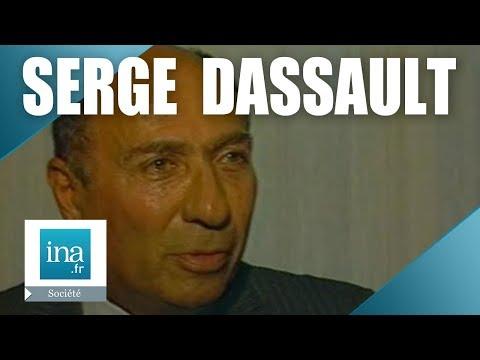 Serge Dassault succède à Marcel Dassault | Archive INA