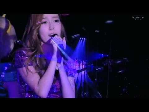 Girls' Generation - Not Alone Live HD (Eng Sub)