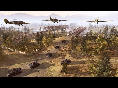 German Invasion Of Greece, Victory & Reinforcements Arrive| Men Of War: Assault Squad 2 Gameplay