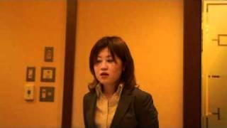 兵庫県大神戸サッカー部主務・中塚智美さんスピーチ。この震災で4月1日...