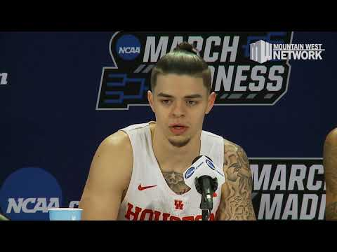 Houston NCAA Men's Basketball First Round Post-Game Press Conference