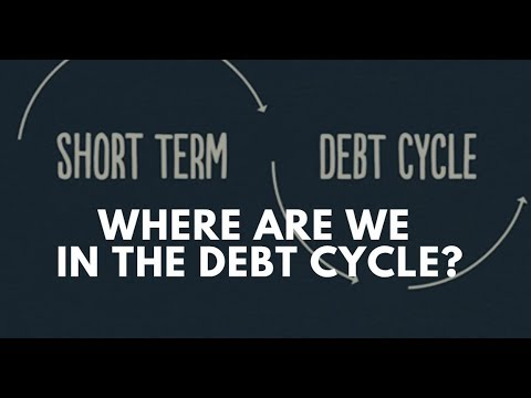 THE SHORT TERM DEBT CYCLE AND THE STOCK MARKET